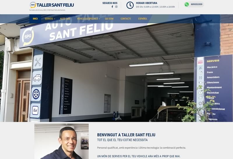 Taller Sant Feliu | Estudi 33