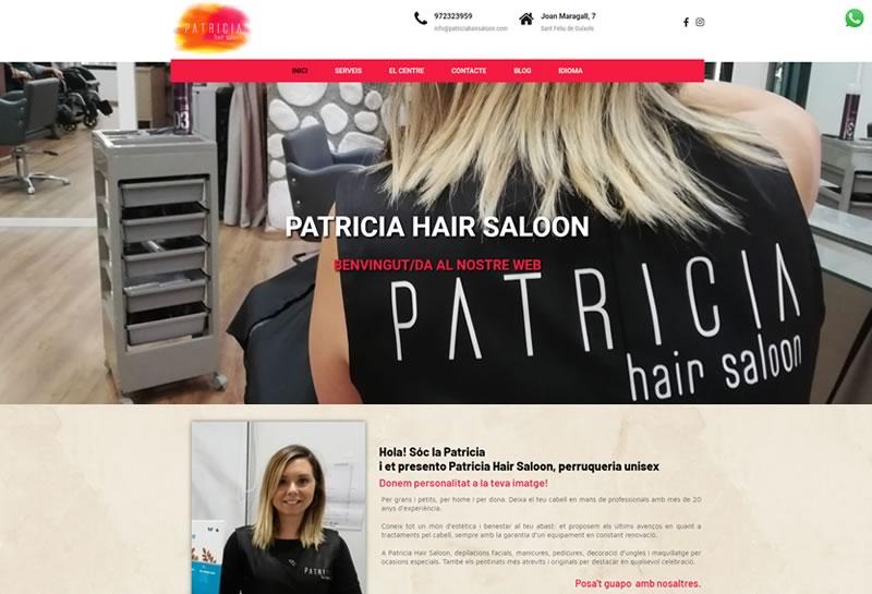 Patricia Hair Saloon