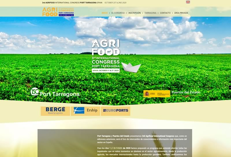 Agrifood Port Tarragona 2020
