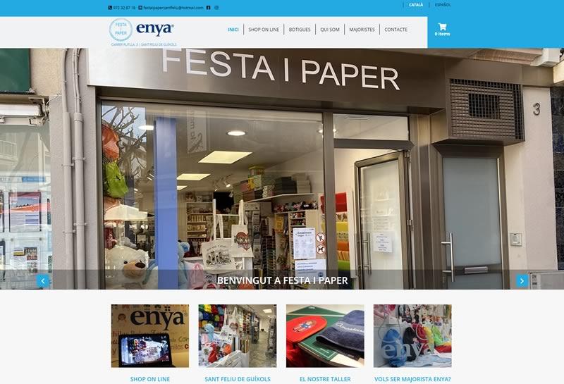 Festa i Paper