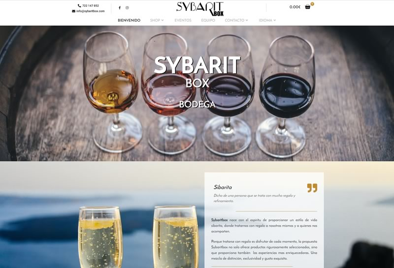 Estudi 33 | Sybarit Box