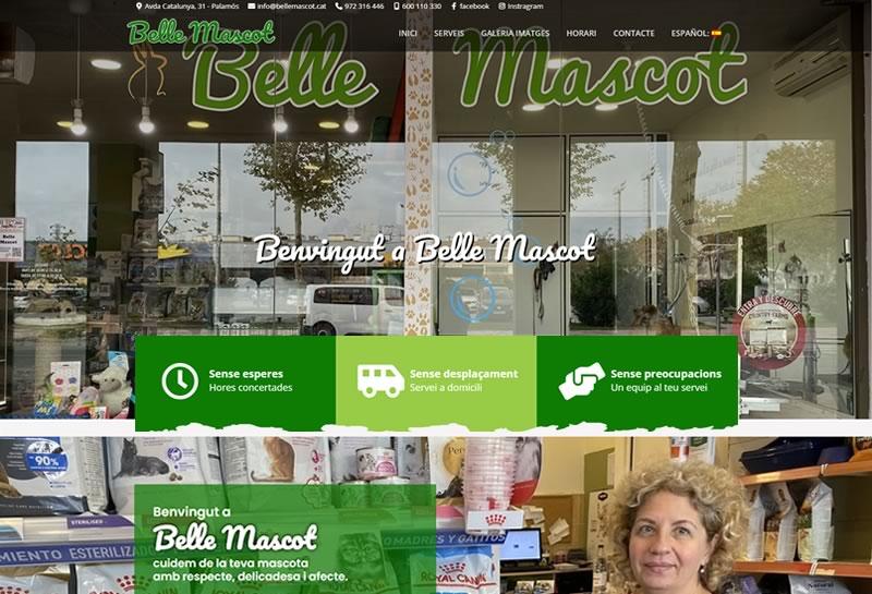 Belle Mascot | Estudi 33