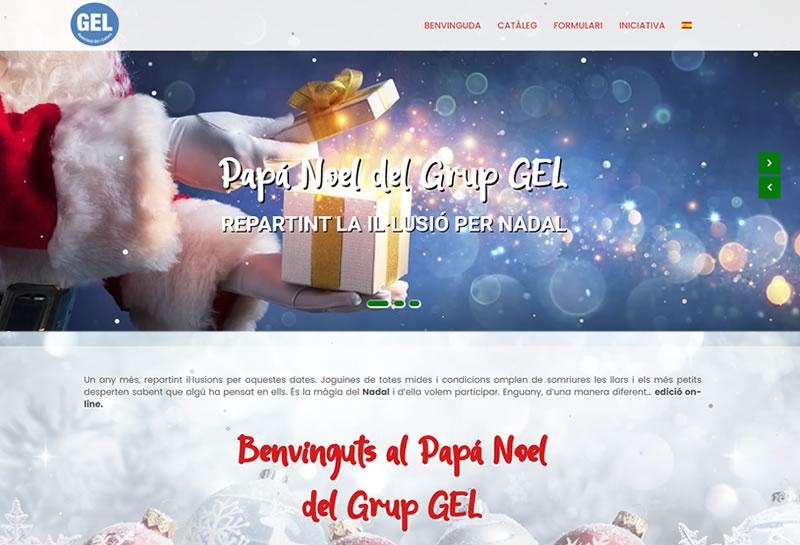 El Papa Noel del Grup Gel - Estudi 33