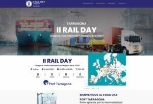 II Rail Day Port Tarragona | Estudi 33