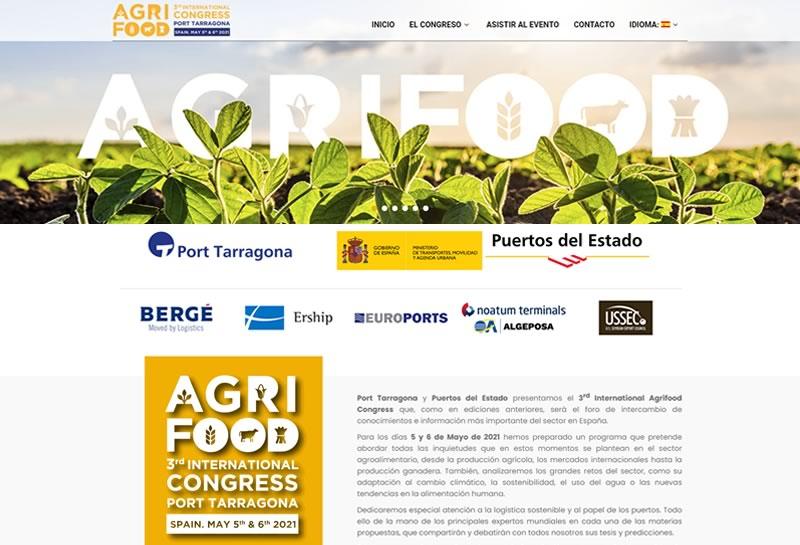 Agrifood Port Tarragona 2021 | Estudi 33
