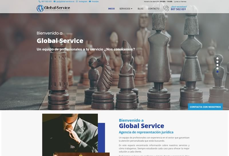 Global Service | Estudi 33